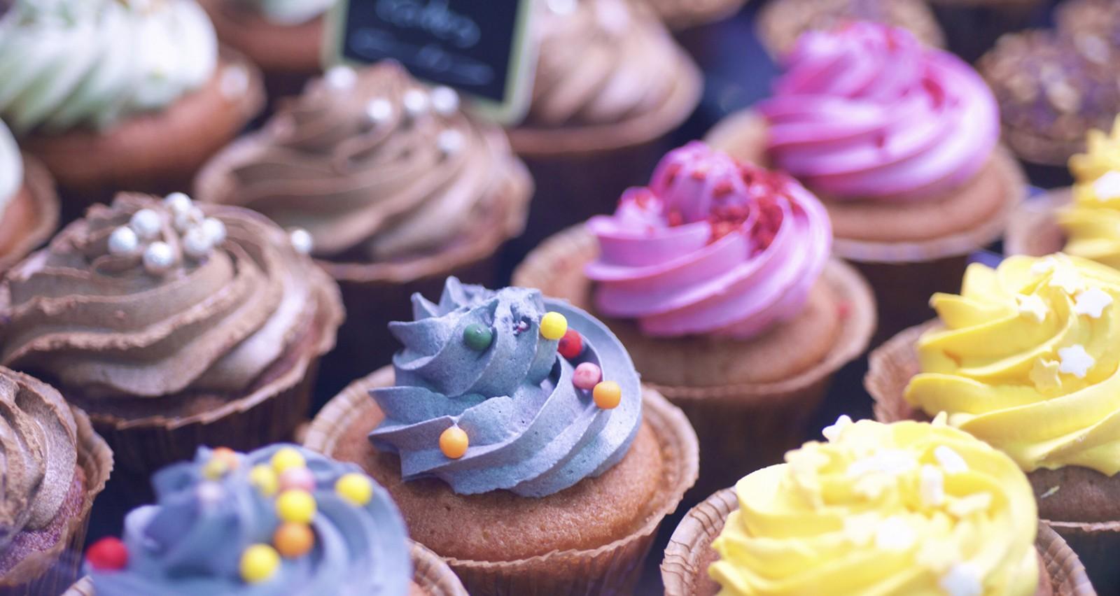National Cupcake Week recipe