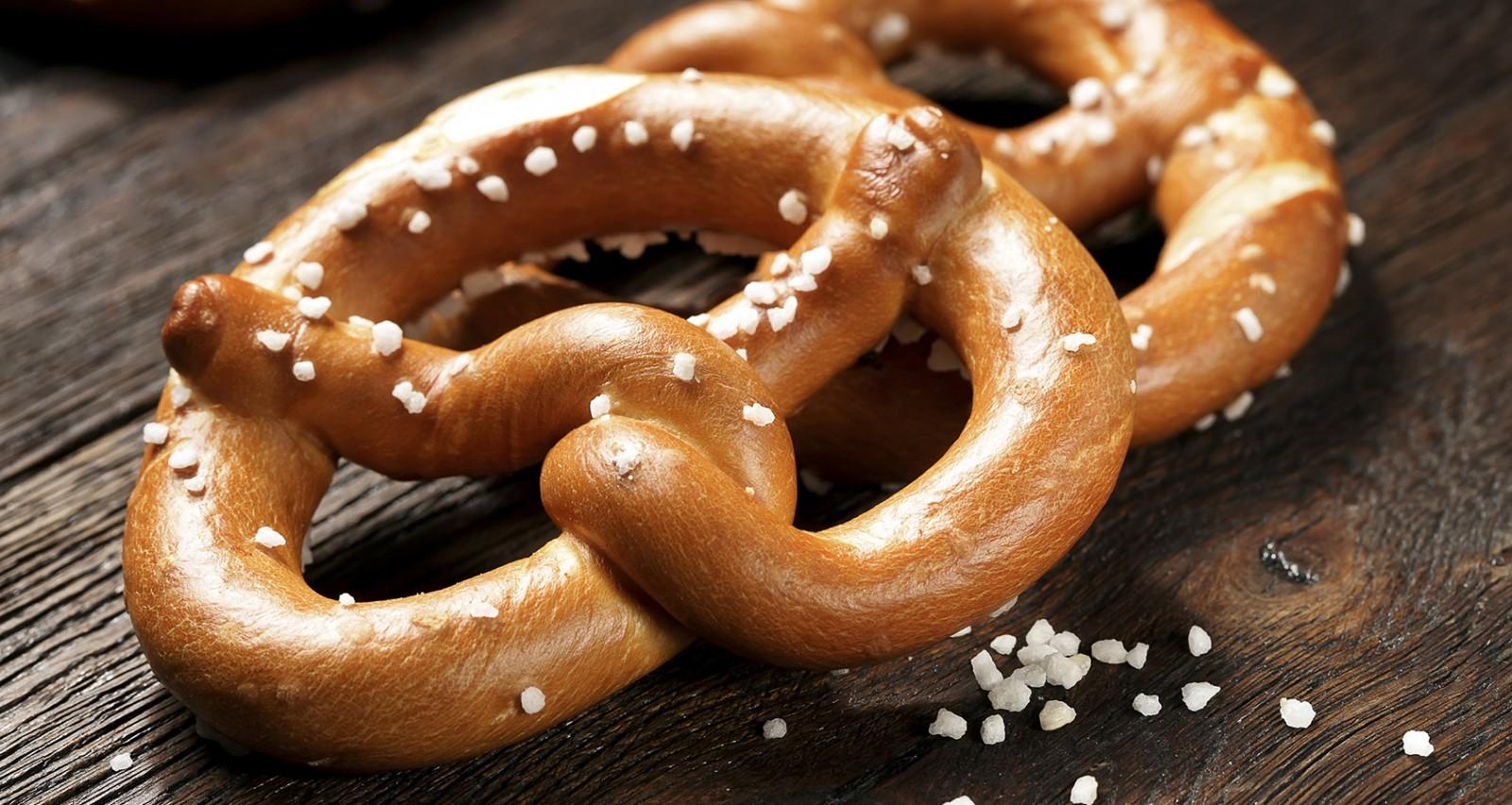 Great British Bake Off: pretzel recipe