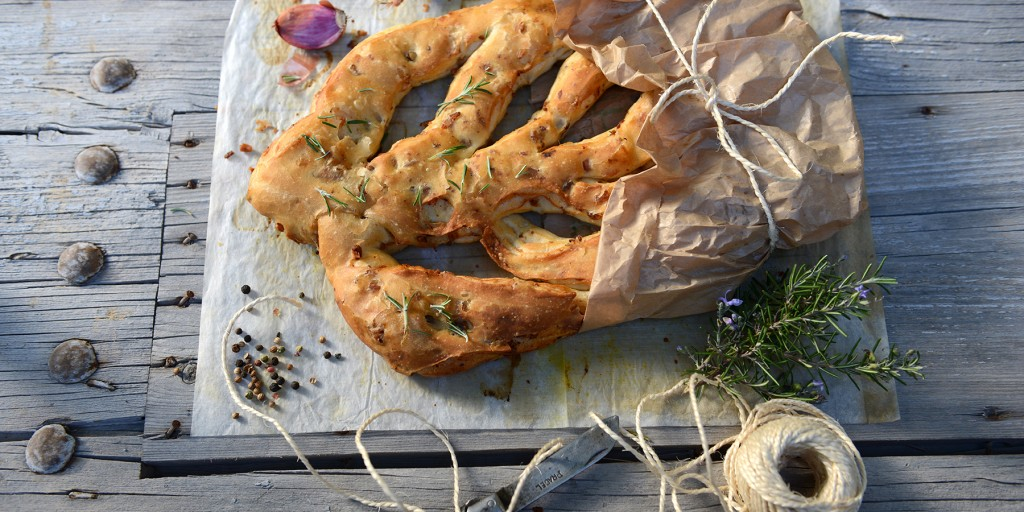 Great British Bake Off: fougasse recipe