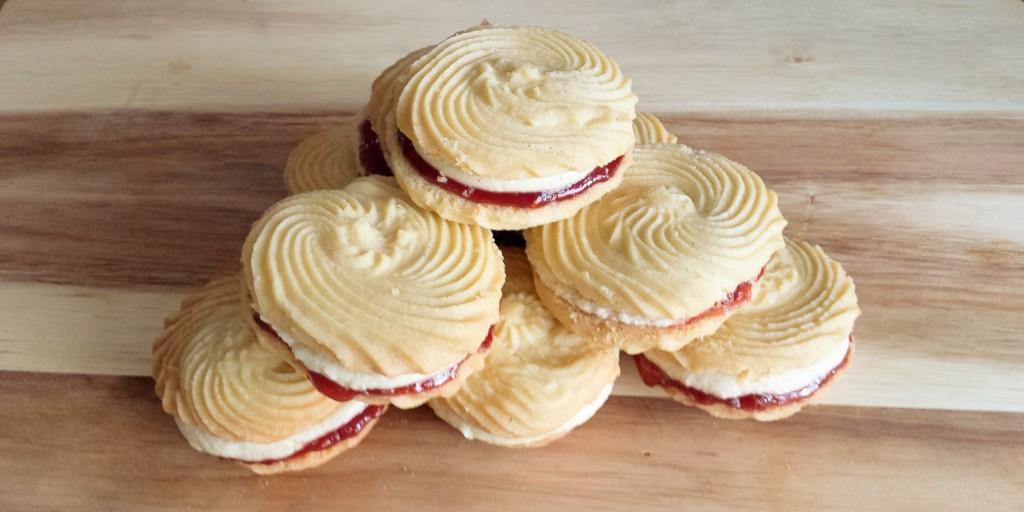 Great British Bake Off - Biscuit Week recipe