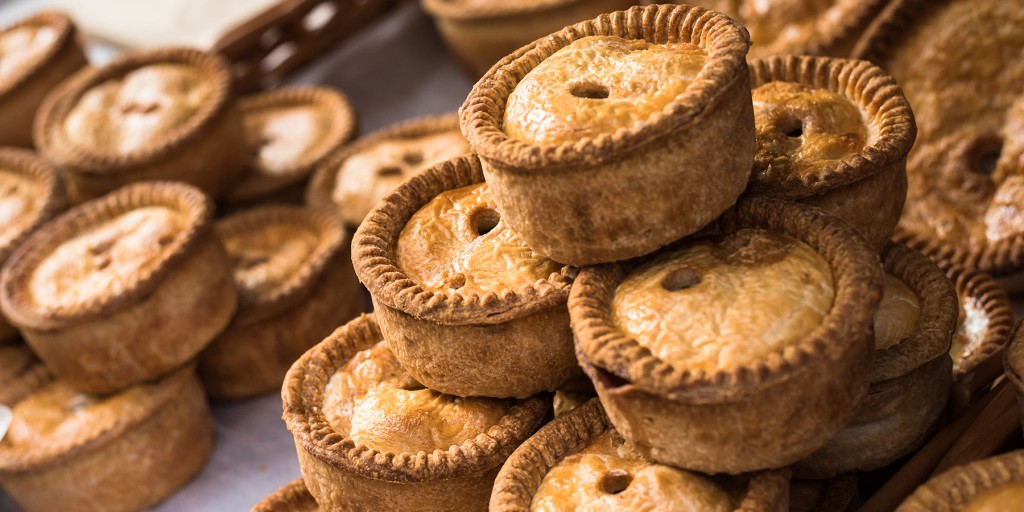 Great British Bake Off: Tudor Week